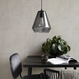 Hood Glass Pendant Light