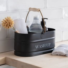 Wash Up Tidy - Carbon