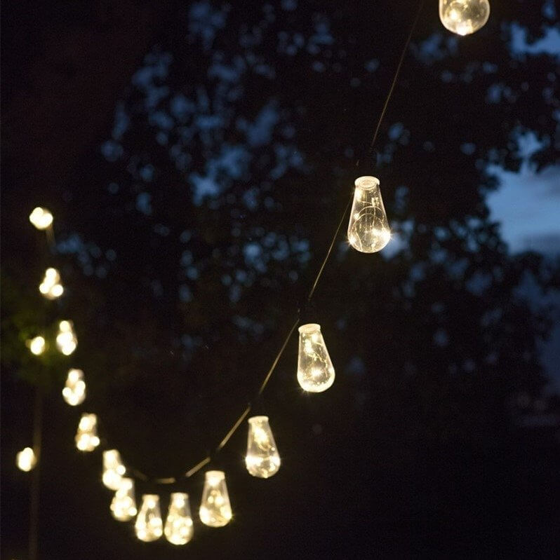 Festoon Outdoor Squirrel Lights