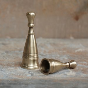 Indiko Bell - Brass - Small SAVE 20%