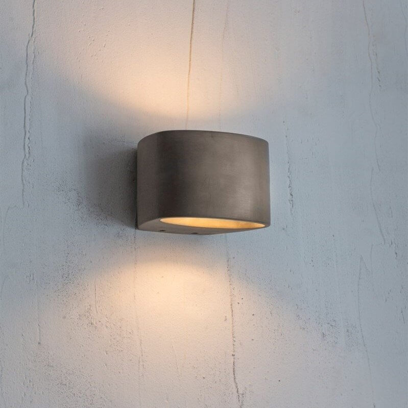 Lambeth Wall Light - Concrete