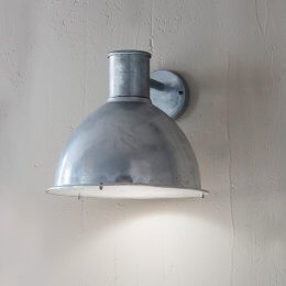 St Ives Galvanised Bay Light - save 15%
