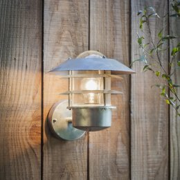 St Ives Galvanised Strand Light - 15%