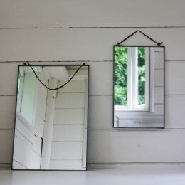 Mirror - Antique Zinc