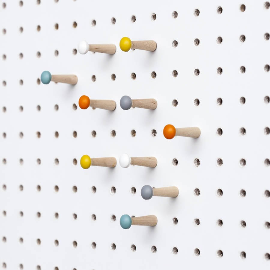 Pegboard - Extra Coloured Pegs