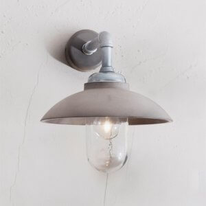 Concrete Outdoor Wall Light SAVE 15%