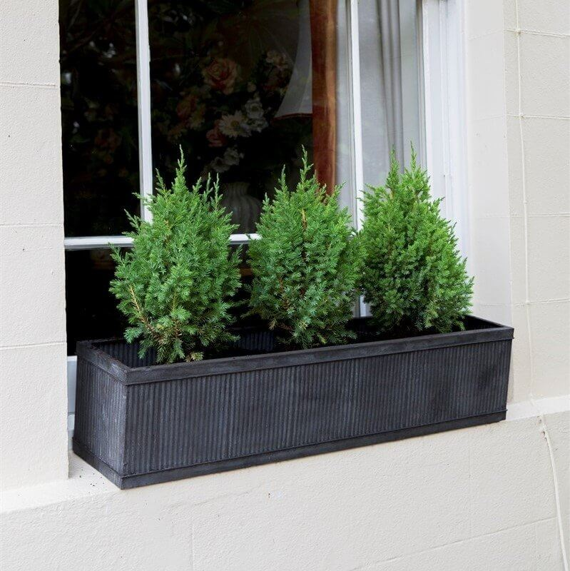Steel Window Box - Large
