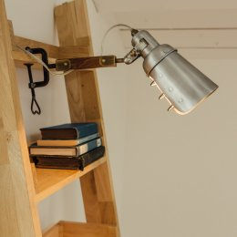 Industrial Clip-On Light