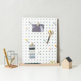Pegboard Stands