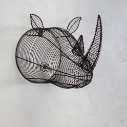 Wire RHINO HEAD