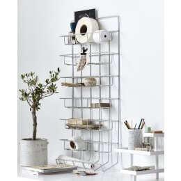 Wire Shelf Rack - save 20%
