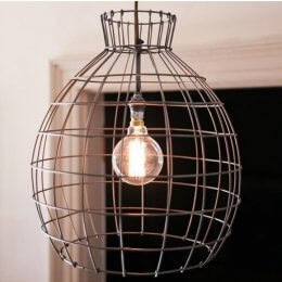 Wire Pendant Light - save 30%