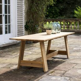 Indoor / Outdoor Teak Table