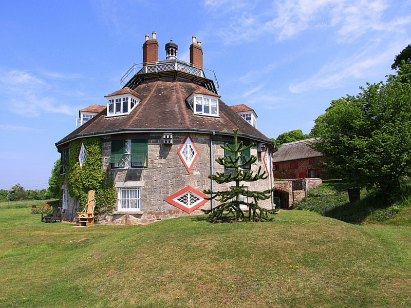 A La Ronde house in Devon